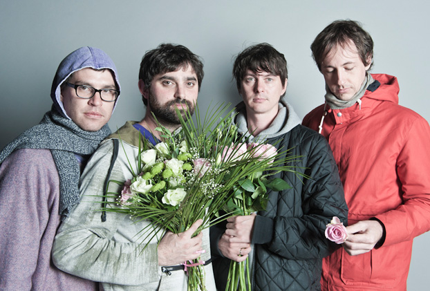 Animal Collective Announces North American/European Tour
