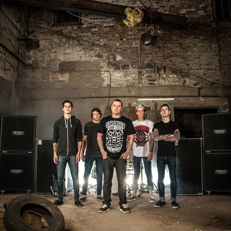 Confession Announces Farewell Australian Tour