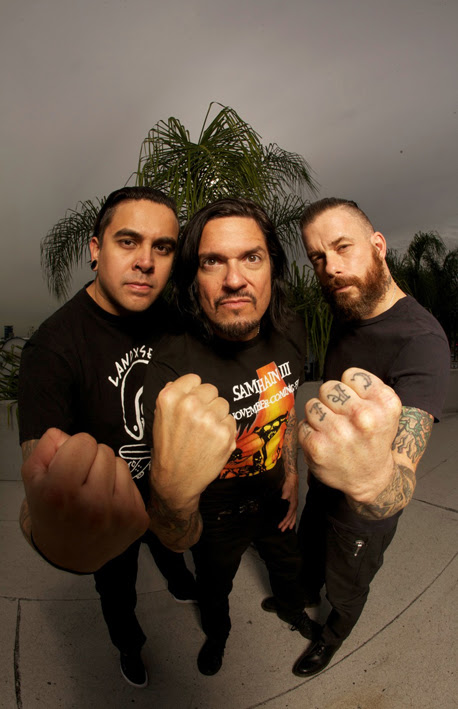 """Prong Announces North American """"No Absolutes Tour"""""""