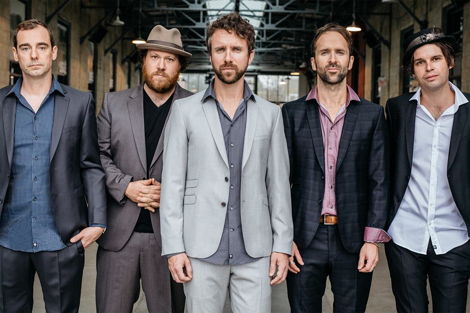The Trews Announce 2016 North American Tour