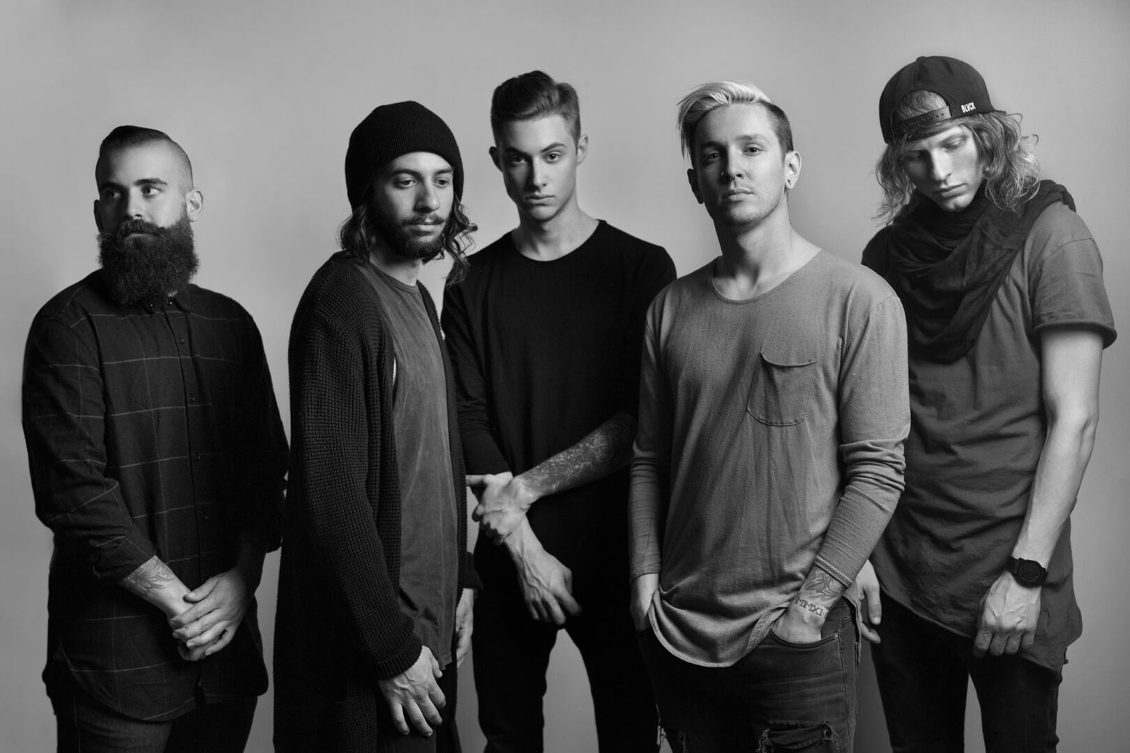 "The Word Alive Announces ""Dark Matter North American Tour"""