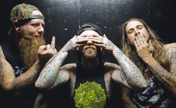 Black Tusk Announces North American Tour with Holy Grail