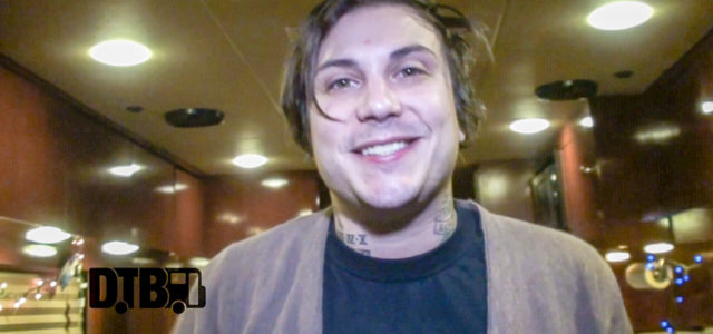 Frank Iero – BUS INVADERS Ep. 927 [VIDEO]