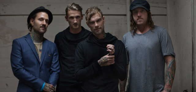 """The Used's """"15 Year Anniversary Tour"""" – GALLERY + REVIEW"""