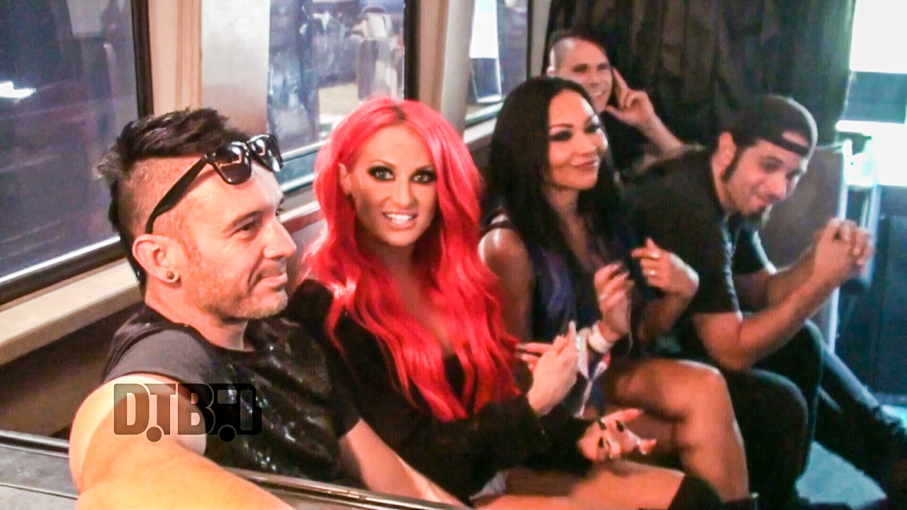 Butcher Babies – PRESHOW RITUALS Ep. 173 [VIDEO]