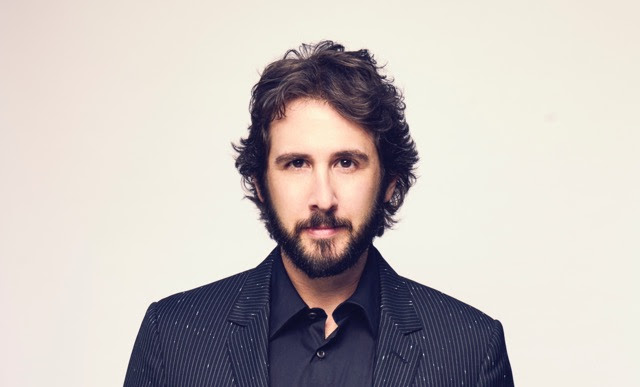 Josh Groban Announces U.S. Summer Tour