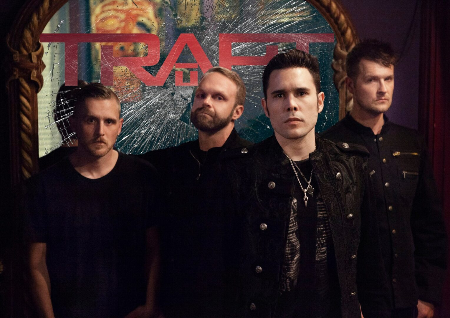 "Trapt, Saliva, Saving Abel + More Announce ""Make America Rock Again Tour"""