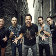 "Simple Plan Announce U.S. Leg of the ""Taking One For The Team Tour"""