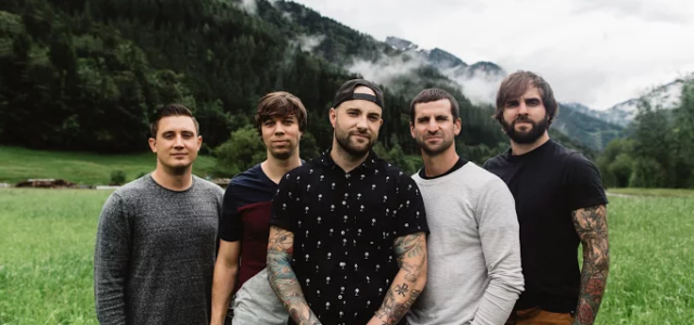 """August Burns Red Announce the """"Legends Of The Fall Tour"""""""