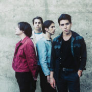 "Bad Suns Announces the ""Disappear Here Tour 2016"""