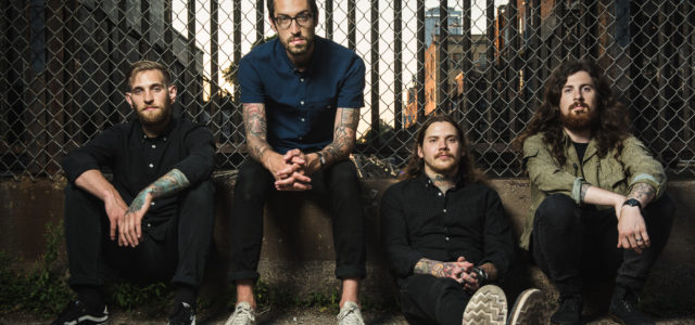 """The Devil Wears Prada Announces Co-Headline """"Rise Up Tour"""" with Memphis May Fire"""