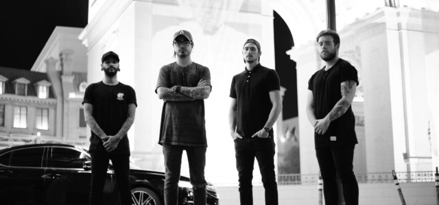 Like Moths To Flames' Co-Headline U.S. Tour with Sworn In – GALLERY