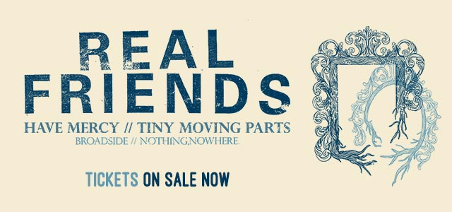 Real Friends' Spring U.S. Tour – Ticket Giveaway