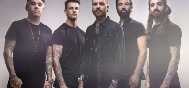 "Memphis May Fire Announces ""March of Madness Tour"""