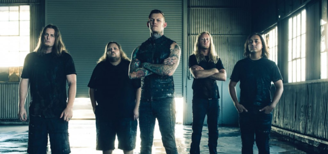 Carnifex's North American Tour 2017 – GALLERY