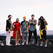 "Young the Giant Announces the ""Home of the Strange Tour"""