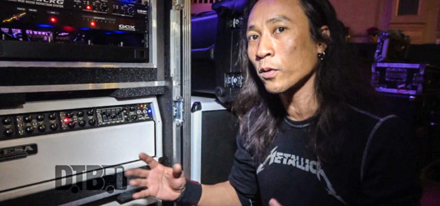Death Angel's Ted Aguilar – GEAR MASTERS Ep. 101 [VIDEO]