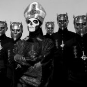 Ghost Announces Headline Dates In-Between Iron Maiden Tour