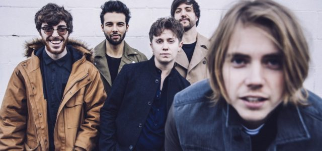 "Nothing But Thieves Announce ""Broken Machine Tour"""