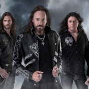 Hammerfall Announces 2018 North American Tour