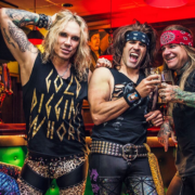 "Steel Panther's ""Lower The Bar Tour"" – GALLERY"