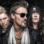 Fozzy Announces U.S Tour Dates