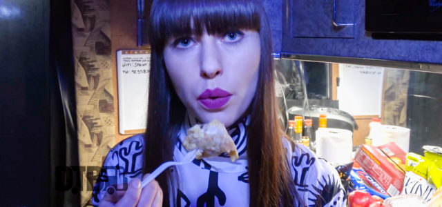 Kimbra Makes Bread & Butter Pudding – COOKING AT 65MPH Ep. 31 [VIDEO]
