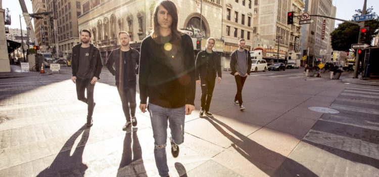 Blessthefall Announces a headlining North American Tour