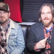 Geoffrey Hill & Johnny Chops (of Randy Rogers Band) – FIRST CONCERT EVER Ep. 81 [VIDEO]