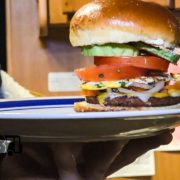 With Confidence Makes Vegetarian Burgers – COOKING AT 65MPH Ep. 35 [VIDEO]