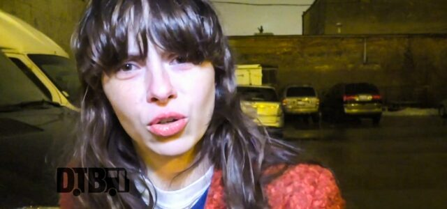 Le Butcherettes – FIRST CONCERT EVER Ep. 122 [VIDEO]