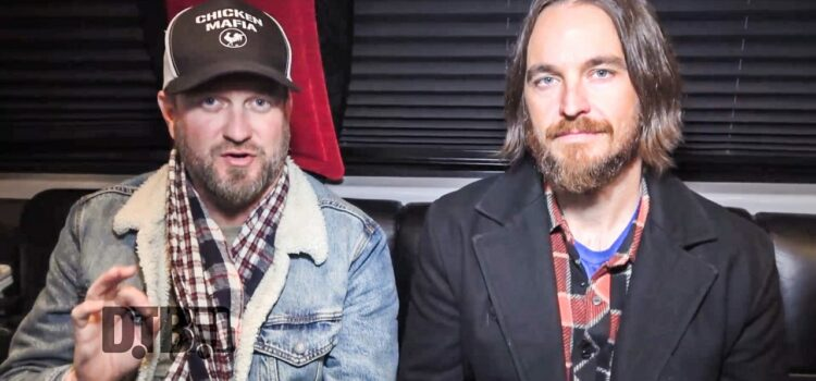 Geoffrey Hill & Johnny Chops (of Randy Rogers Band) – DREAM TOUR Ep. 713 [VIDEO]