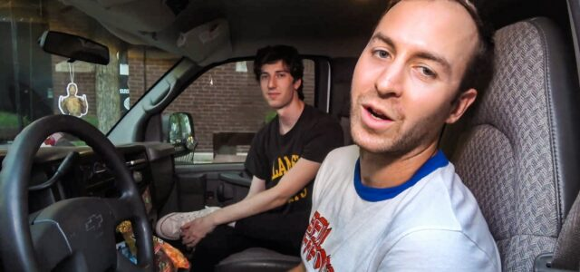 Finish Ticket – BUS INVADERS Ep. 1512 [VIDEO]