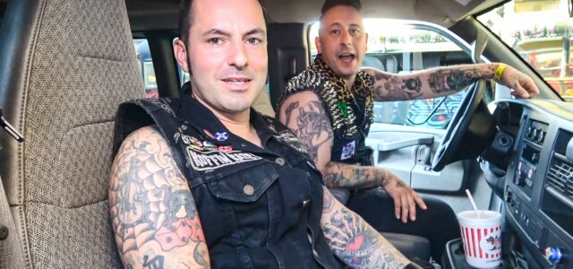 Koffin Kats – BUS INVADERS Ep. 1523 [VIDEO]
