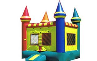 Deluxe Castle Bounce