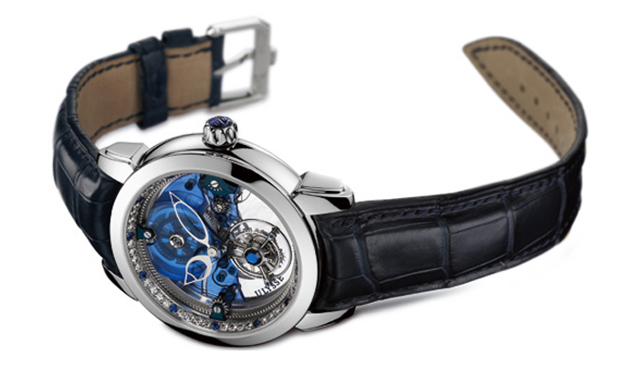 Ulysse Nardin Royal Blue Tourbillion