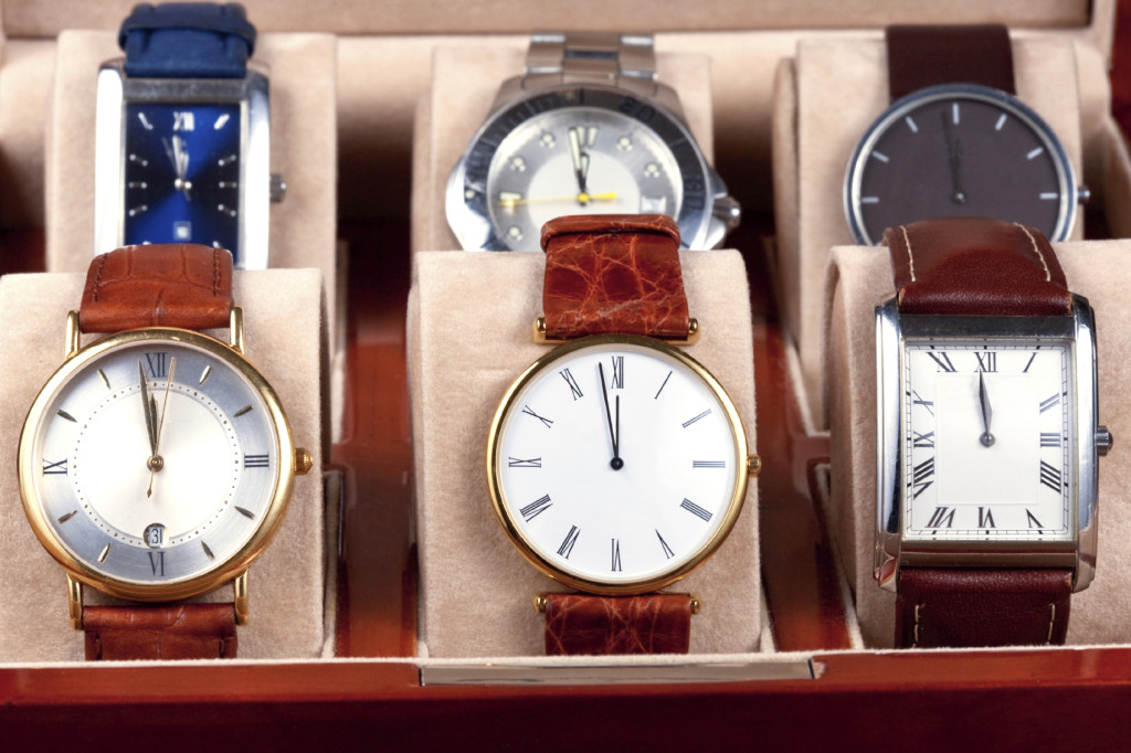 How To Store A Luxury Watch