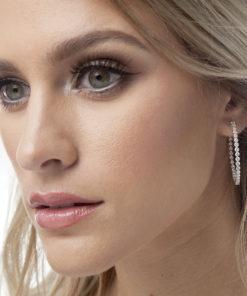 Inside Out Hoops Earrings 4.00ct