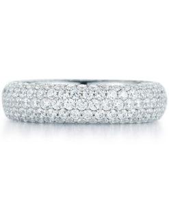 Diamond Eternity Band Rings