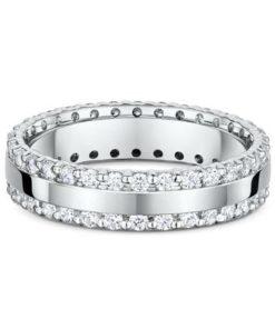 14k Diamond Anniversary Ring at Maddaloni Jewelers