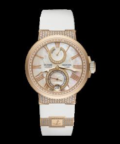 Ulysse Nardin Marine Lady Chronometer 1182-160C-3C/490