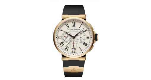 Ulysse Nardin Marine Chronograph 1532-150-3/40