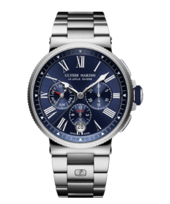 Ulysse Nardin Marine Chronograph 1533-150/E0