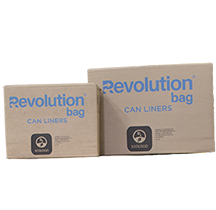 Revolution Bag box (empty, for trade shows)
