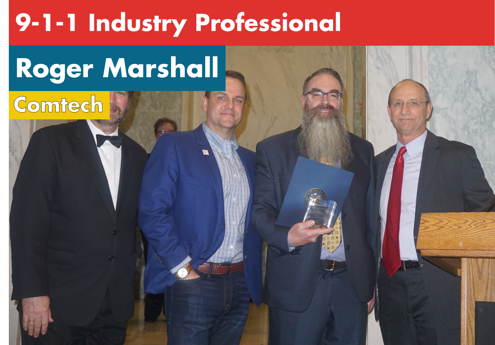Award Winner - Roger Marshall