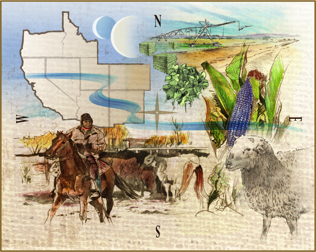Native Waters on Arid Lands