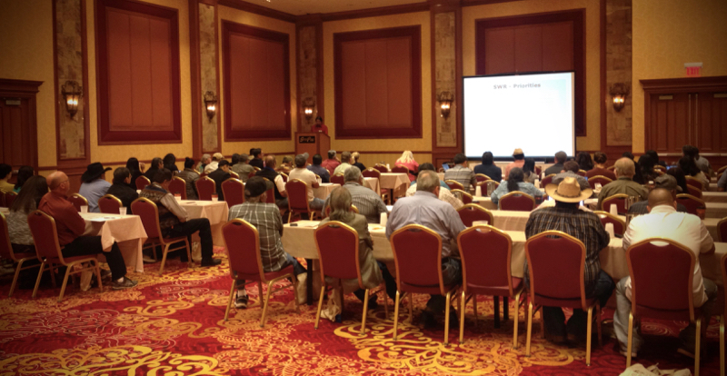 NWAL 2016 Tribal Summit - Preconference breakout session. Nov 9, 2016.