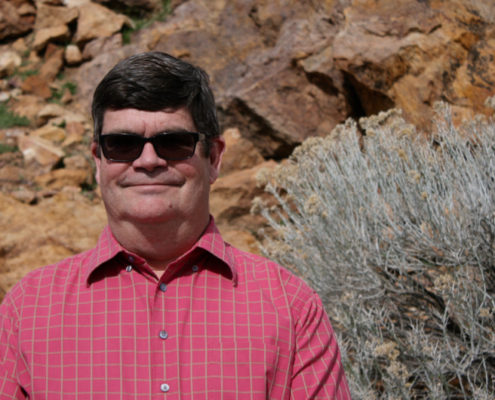 In Podcast Episode 2, we learn about Archaeology and Paleoecology with Dr. David Rhode