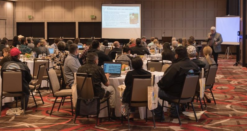 An opening talk at the Native Waters on Arid Lands Tribal Summit