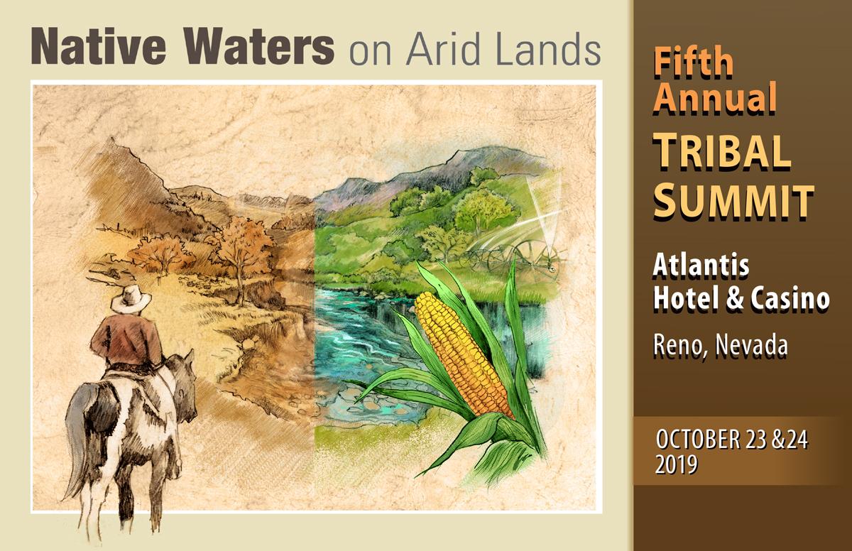 NWAL Tribal Summit flyer